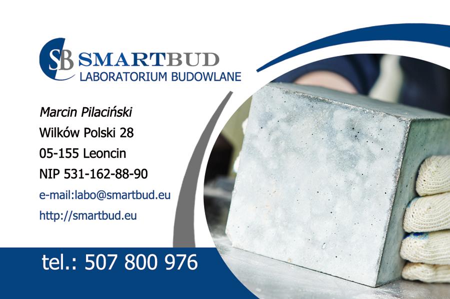 SmartBud - wizytówka inny projekt